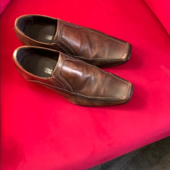Kenneth Cole reaction shoes brown 10 1/2